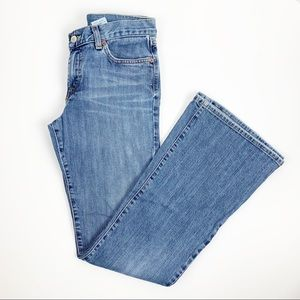 Lucky Brand Dungarees Bootcut Jeans